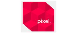 Pixel Logo 2
