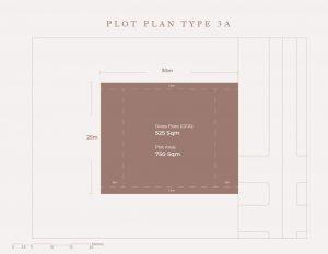Plot-Plan-Type-3A-750Sqm