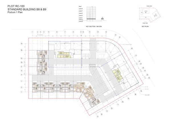 Podium Standard Building 1