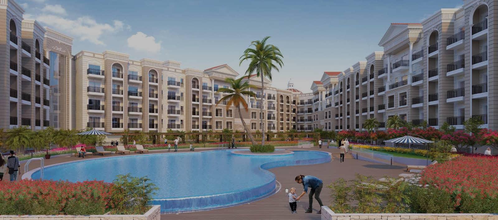 Resortz By Danube Properties
