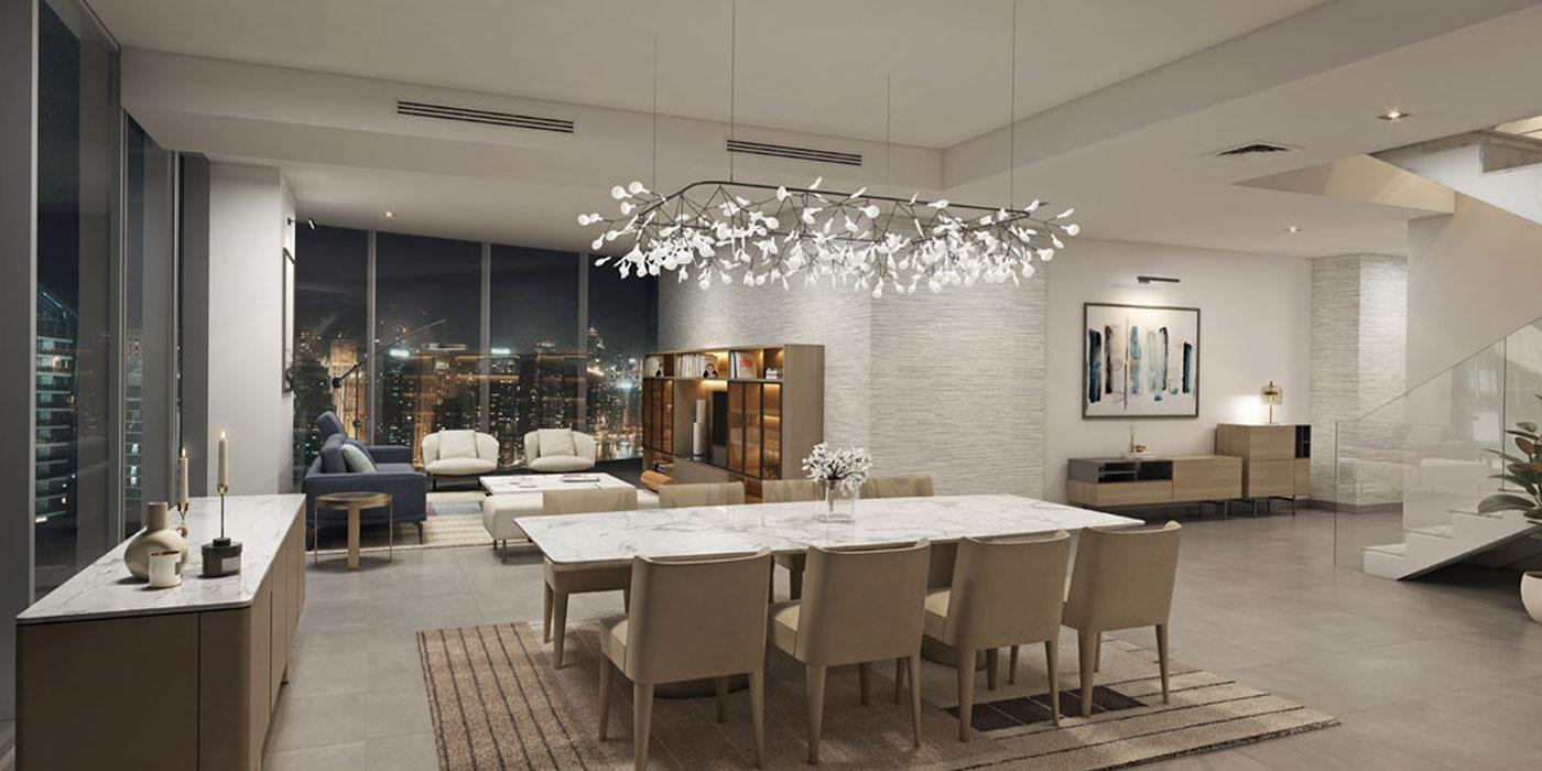 Stella Maris Apartments at Dubai marina