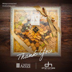 Thankyou Azizi Properties