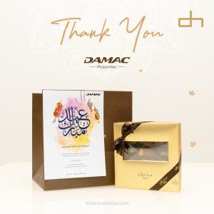 Thankyou Damac