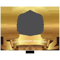 Top Performer Parklane 2017