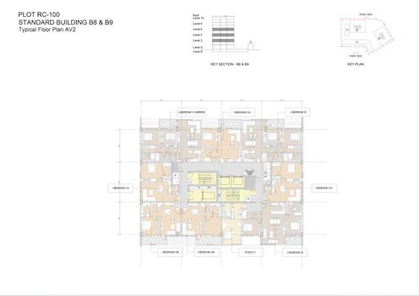 Typical Floor Plan Standard Building Av2