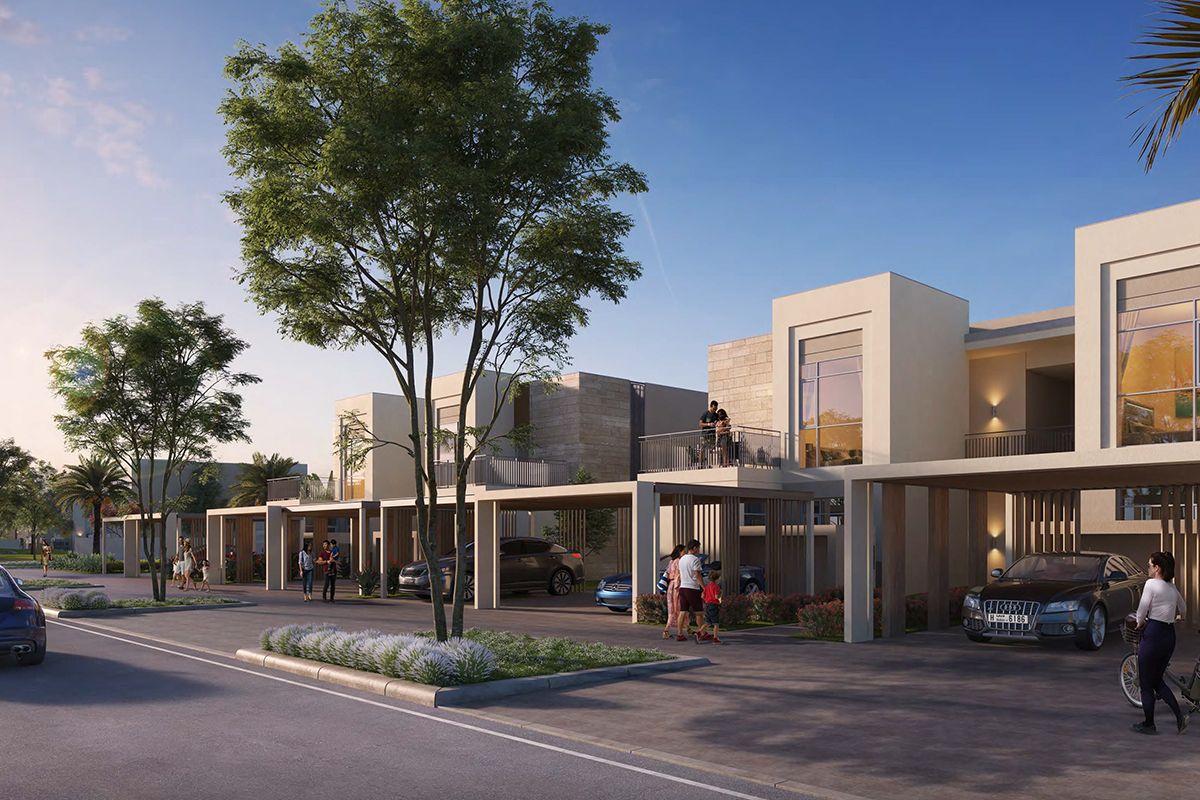 Urbana 3 Townhouses at Emaar South Dubai