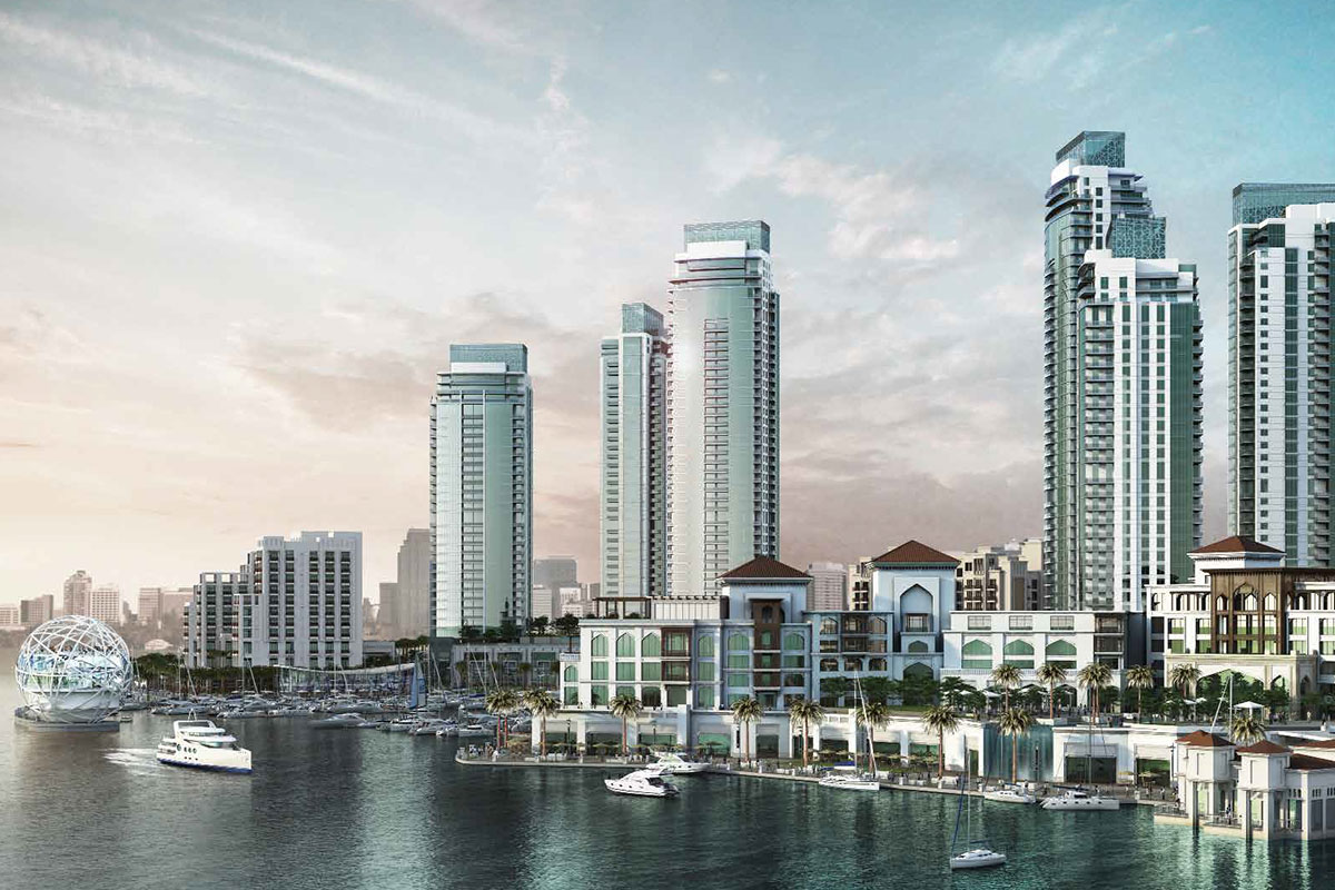 Dubai Creek Residences