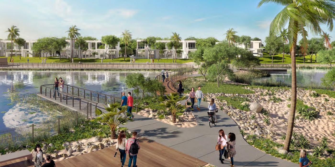 Green Acres Park Villas