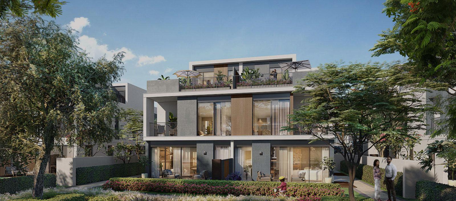 Aura Twin Villas