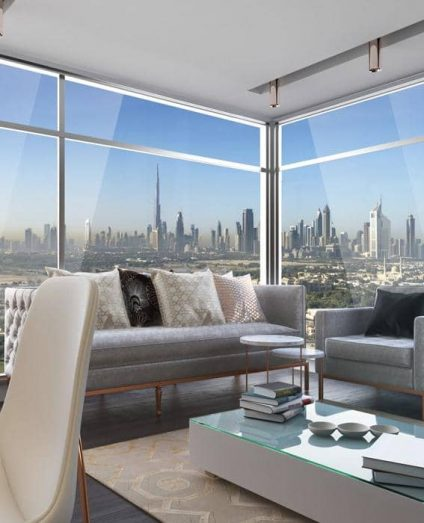 Binghatti Avenues Al Jaddaf Dubai  15055