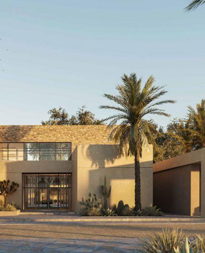 Budoor villas at Aljurf Gardens Images  14269