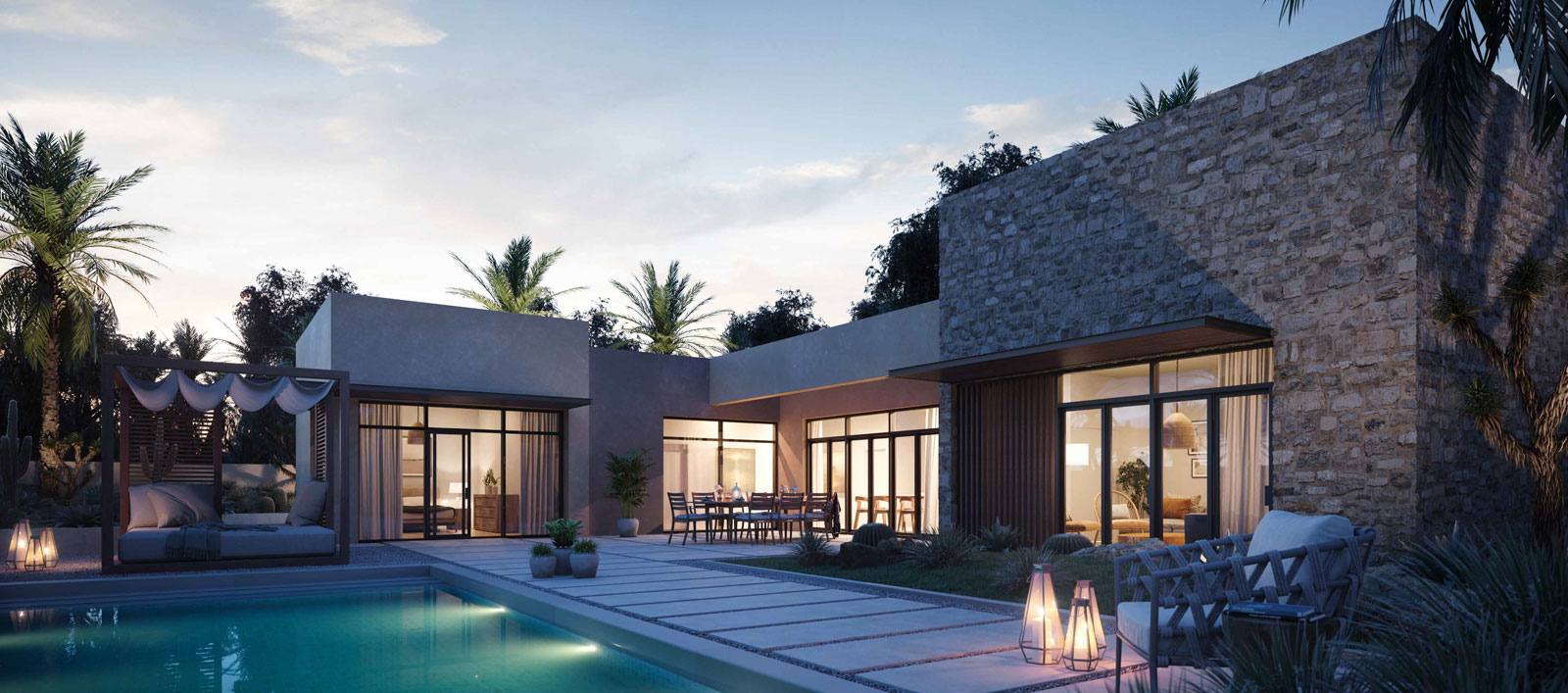 Budoor Villas Thumb Image