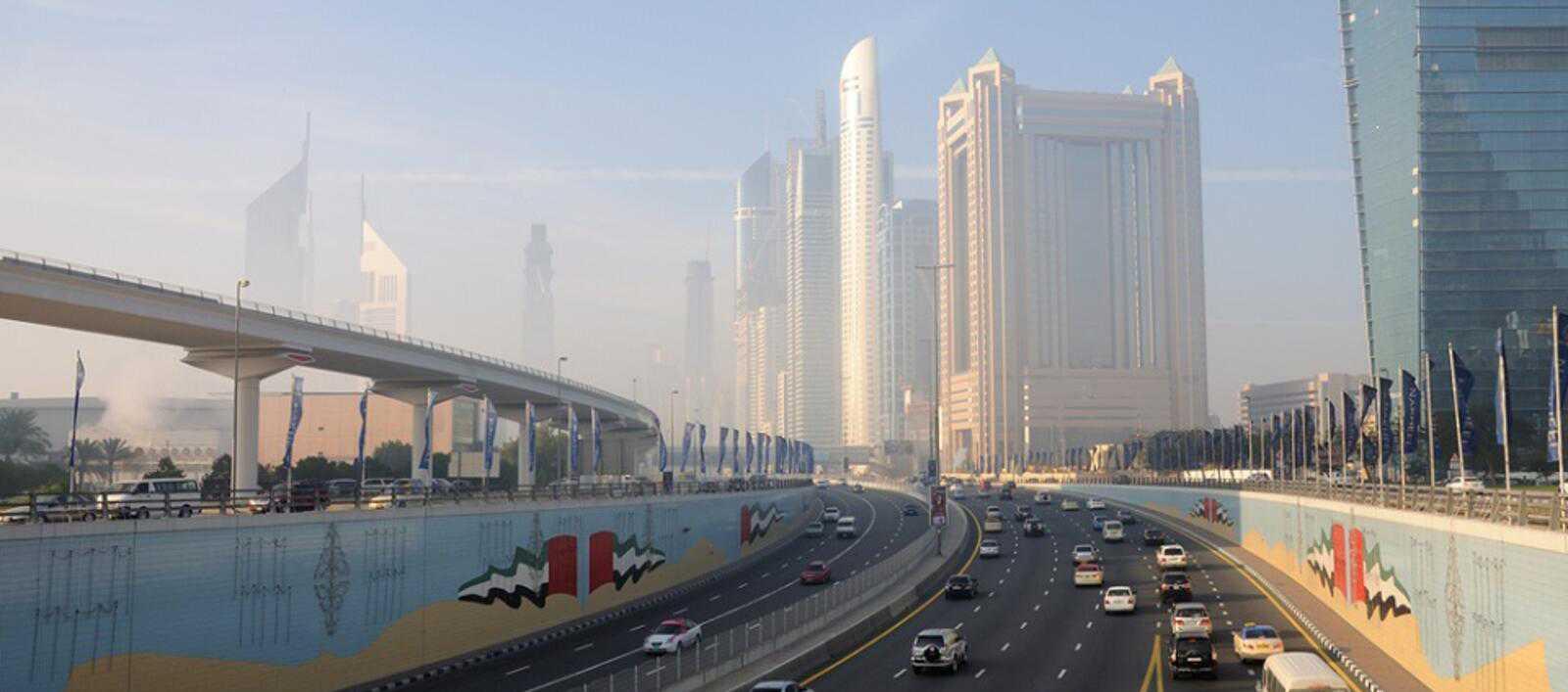 Corona in UAE