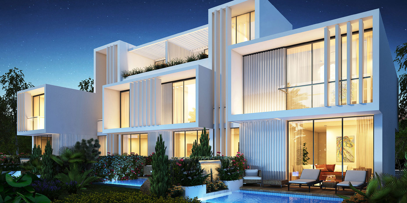 Damac Aurum Villas Features
