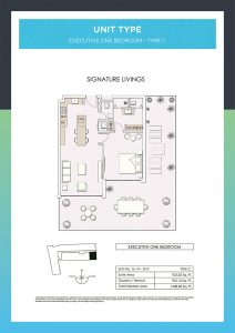 Signature Livings Floor Plan