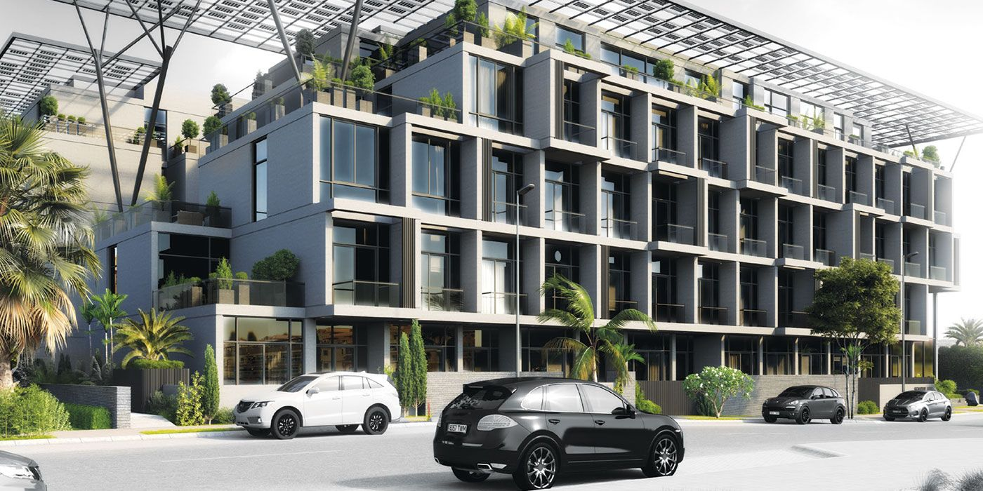 Green Group Signature Living