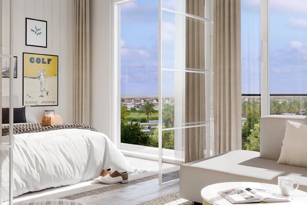 Golfville-Apartments