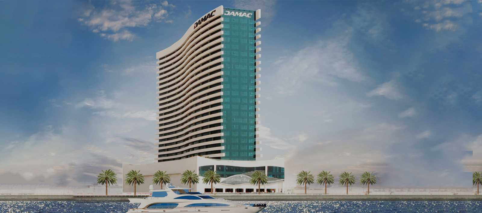 Damac Marina Bay Apartments