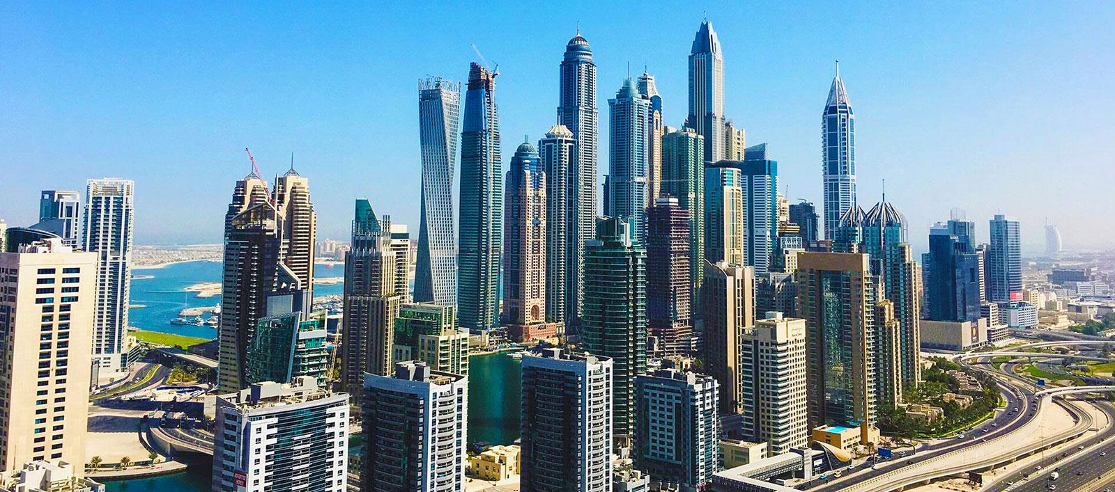 Dubai's real estate sales hit hgh in April