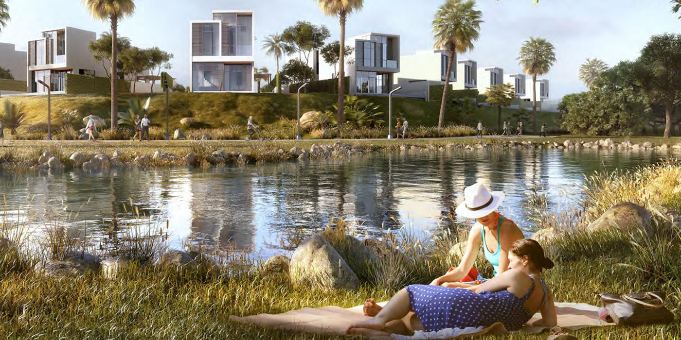 Park Villas images
