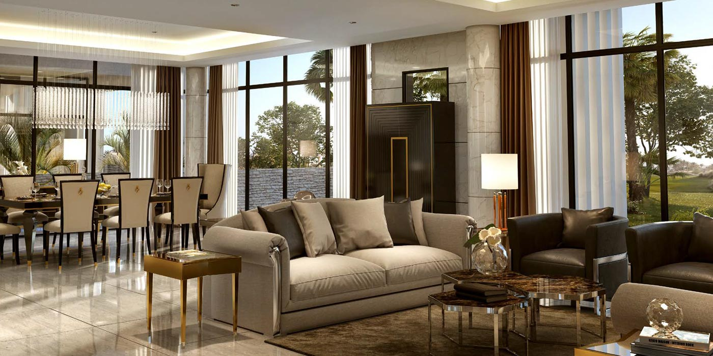 Damac Trump Villas