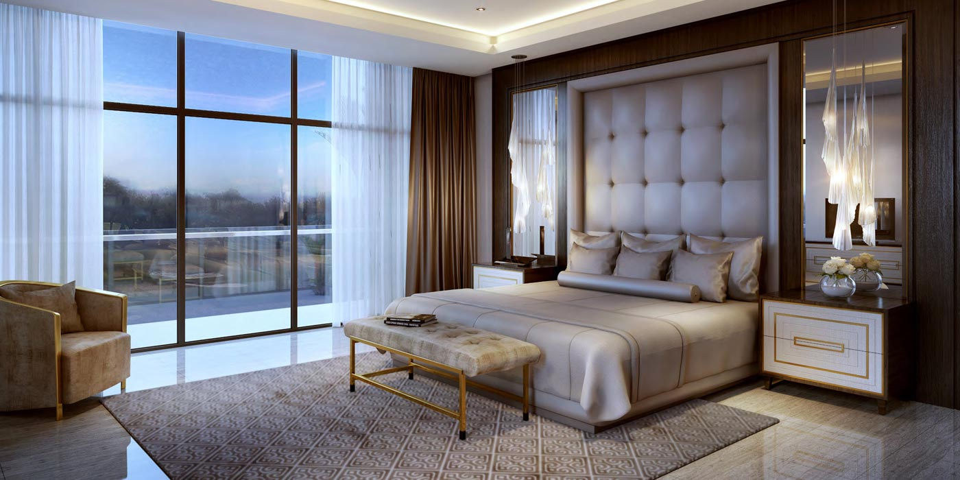 Damac Belair Trump Villas
