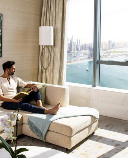 The Palm Tower Residences  13709