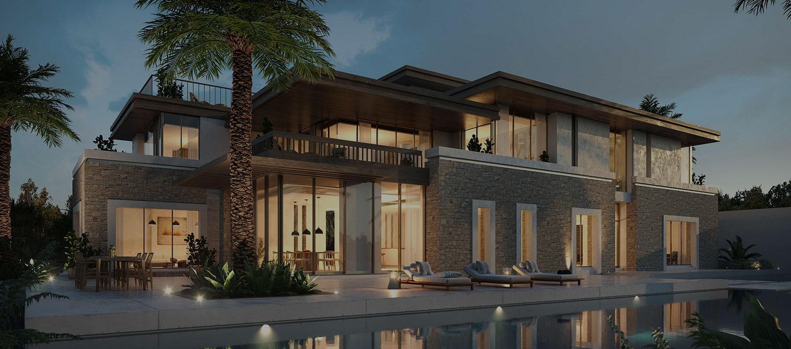 Rabia Villas at Aljurf Garden image