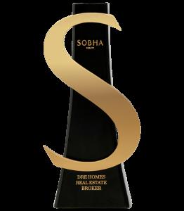 Sobha Broker Award Trophy
