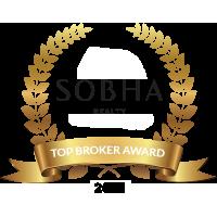 Sobha Top Broker Award