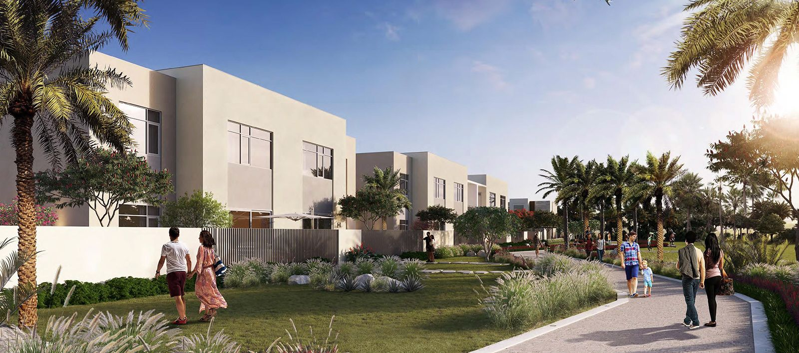 Urbana 3 Townhouses at Emaar South Dubai