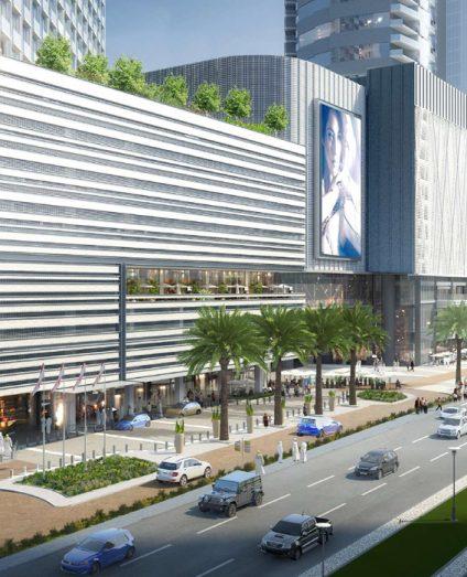 Vida Dubai Mall  12163