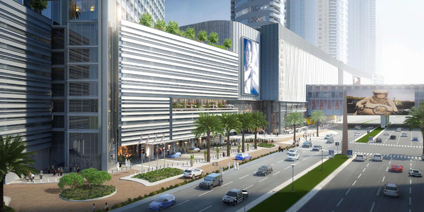 Vida Dubai Mall