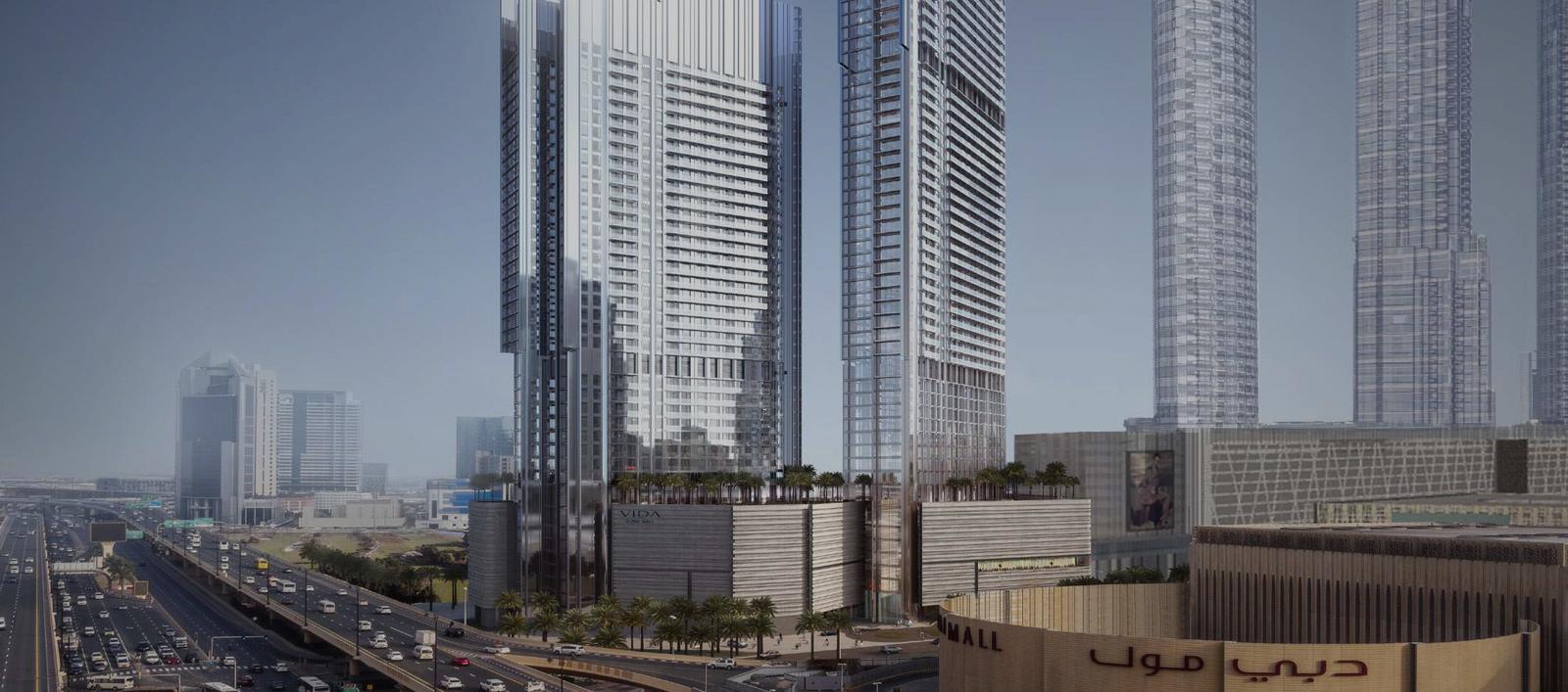 Vida Dubai Mall Image